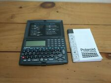 Polaroid Electronic Organizer with Instruction Manual included
