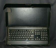 Logitech Wireless Performance Backlit Keyboard MX800