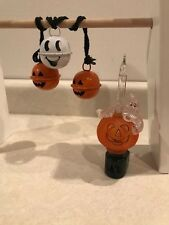 Vintage  Halloween Bundle Pumpkins and Ghosts