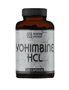Gym HCL Prep Shred Weight Fat Loss Supplement 7 mg 100 caps HCL