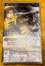 SPECTRAL VS GENERATION - SONY PSP - PAL ESPAÑA - NUEVO PRECINTADO