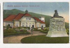 Madeira Restaurante Esplanade Terreira da Luta Vintage Postcard 486a