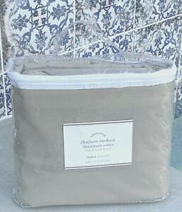NEW IN BAG- Chatham Pottery Barn Outdoor Daybed Cover