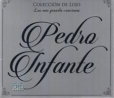 Pedro Infante Colección de Lujo Las Mas Grandes Canciones 2CD New Nuevo Sealed