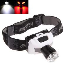 LED Headlamp Headlight Flashlight Head Light Lamp Camping Hunting Fishing Torch