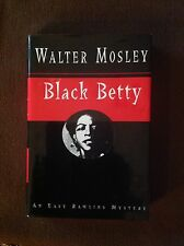 Black Betty by Walter Mosley-Easy Rawlins Bk 4-1st Ed/1st Print-Like New HBDJ