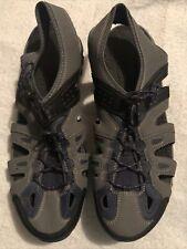 New listing Ozark Trail Waterproof Hiking Trail Water  Shoe Men's Sandals 12 Gray