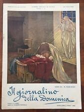IL GIORNALINO DELLA DOMENICA Anno IX N.23-24, 25 dicembre 1921 Marina Battigelli