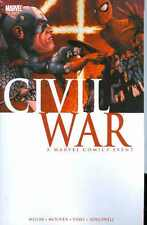 Marvel CIVIL WAR TP #1 2 3 4 5 6 7 Avengers Iron Man Spider-Man Captain America