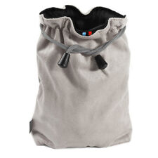 Matin MICROFIBER CLEANER POUCH Camera Lens Soft Case Sleeve Cover Bag New Grey M