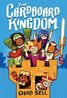 The Cardboard Kingdom by Sell, Chad Book The Fast Free Shipping
