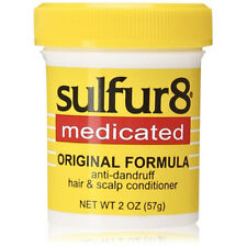 [SULFUR8] MEDICATED ORIGINAL FORMULA ANTI-DANDRUFF HAIR & SCALP CONDITIONER 2OZ