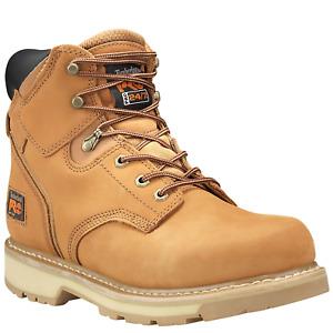 """Timberland PRO TB033030 Pit Boss 6"""" Soft Toe Work Boot"""