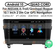 "2+64GB 10.1""Car Radio Android GPS Stereo Fit Nissan Xtrail Qashqai Rogue 2014-18"