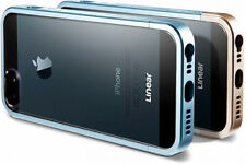 Case Spigen SGP Linear Metal Crystal for iPhone 5S 5 SE - METAL BLUE - SGP10043