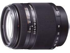 Obiettivi Sony per fotografia e video Apertura massima F/3.5