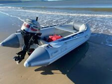 RIB - Rigid inflatable boat. Europa Sport M320 3.2m V Air Floor Inflatable Boat.