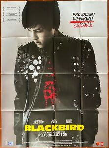 Poster Blackbird Jason Buxton Connor Jessup Alexia Fast 47 3/16x63in