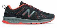 New Balance Women's 590v4 Trail Shoes Navy with Orange