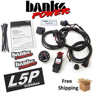 Banks Derringer Tuner w/ iDash For 20-21 Silverado Sierra Duramax L5P 6.6 Diesel
