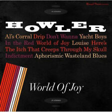 Howler World of Joy CD NEW