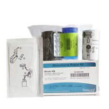 533000-053 Black Monochrome Ribbon 1500 Print (Replaces 552954-701) for Datacard