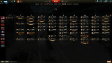 World of Tanks (WoT) Account NA (including the Type 59, T55a, OBJECT 260)