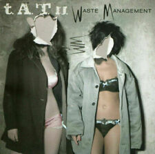 t.A.T.u. - Waste Management ( AUDIO CD in JEWEL CASE with Booklet)