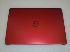 GENUINE Dell Inspiron 5558 Laptop LCD Top Back Cover Lid Red TXA01- 5FK00