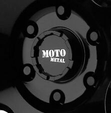 Moto Metal 990 Rotary 6x135 Center Cap Gloss Black fits Ford Lincoln ONLY