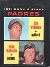 1971 TOPPS BASEBALL CARD ROOKIE CARD#276 DACISON/FOSTER MINT 6