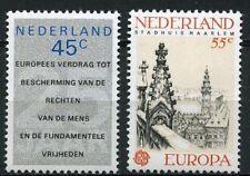Europa CEPT 1978 Monumenten Nederland 1157-1158 (Mi 1119-1120) - Postfris MNH