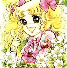POSTER CANDY CANDY KYANDI KYANDI SHOJO MANGA ANIME ARTBOOK ANDREW ANNIE #13