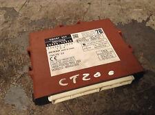 LEXUS CT200H CT 200 H SMART KEY unità di controllo 89990-76020