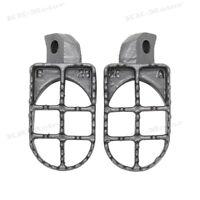 FootPegs Footrest For Kawasaki KDX250 KX125 KX250 1991-1996 KDX200 220R KX500 KM