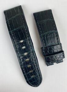 Panerai Matte Green Alligator 24/22 114/74 Strap Band