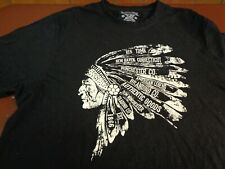 """Winchester Rifle Arms  """"The American Legend""""  Black Graphic T Shirt  XL   L18"""