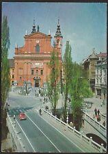 AD3879 Slovenia - Ljubljana - The Triple Bridge