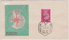 Cover Central & South American Stamps