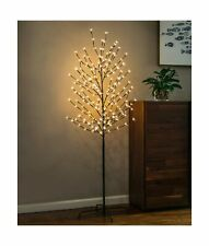 Twinkle Star 6 Feet 208 LED Cherry Blossom Tree Light for Home Festival Party...