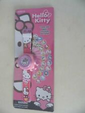 1x new hello kitty digital projection watch with 20 different images to view