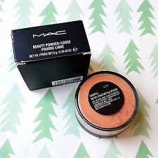 Authentic MAC Loose Beauty Powder *SUNSPILL* Peach Coral Highlighter Blush RARE