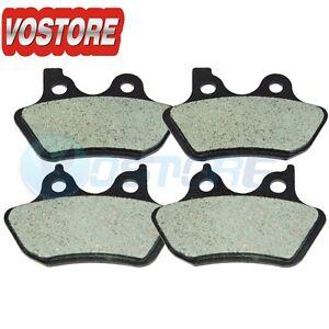 Details about  /SBS Ceramic Front Brake Pad Set fits Harley-Davidson