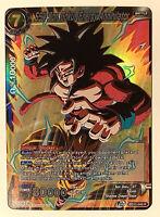 BT10-060 Ferocious Strike SS Son Goku FOIL Full Art Leader Dragon Ball Super TCG