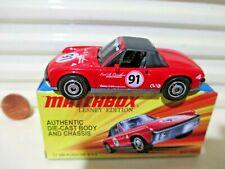 Matchbox 2010 Lesney Edition Metal Base 1971 VW- PORSCHE 914-6 New in C9 Box