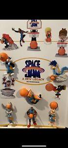 Space Jam McDonalds Happy Meal Display