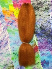 CyberloxShop Kanekalon Jumbo Braid Copper Orange Hair Dreads Box Braids