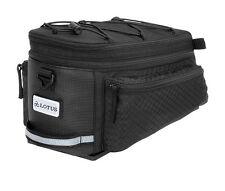 Lotus Commuter Expandable Rack Top Bag