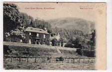 GLEN MORE HOUSE, KILMELFORD: Argyll postcard (C14734)