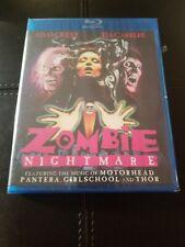 Zombie Nightmare Blu-Ray NEW Code Red REGION FREE